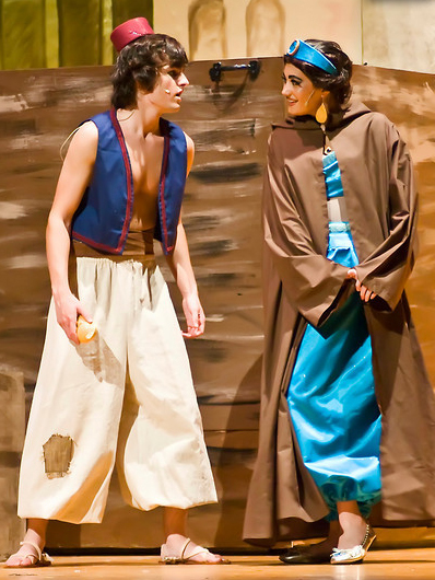 Aladdin and Jasmine by IzMaggieMay ...  sc 1 st  IzMaggieMay - DeviantArt & Aladdin and Jasmine by IzMaggieMay on DeviantArt