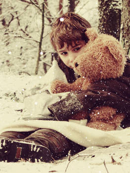 Teddy, I'm cold
