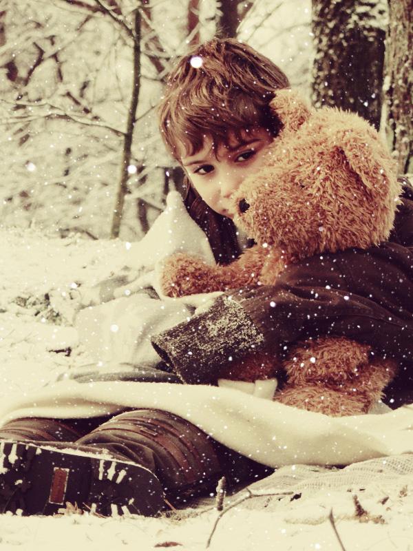 Teddy im cold by lionique on deviantart teddy im cold by lionique altavistaventures Choice Image