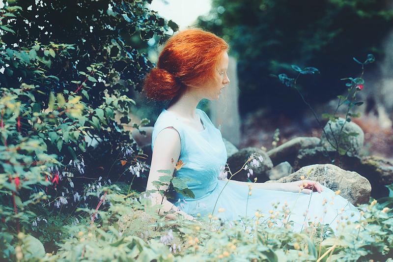 Blue velvet by Lionique