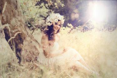 Flowergirl by Lionique