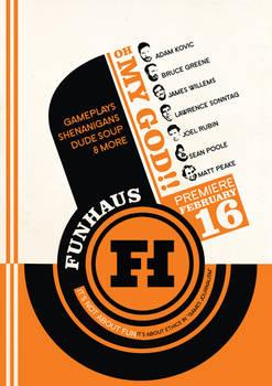 Funhaus poster