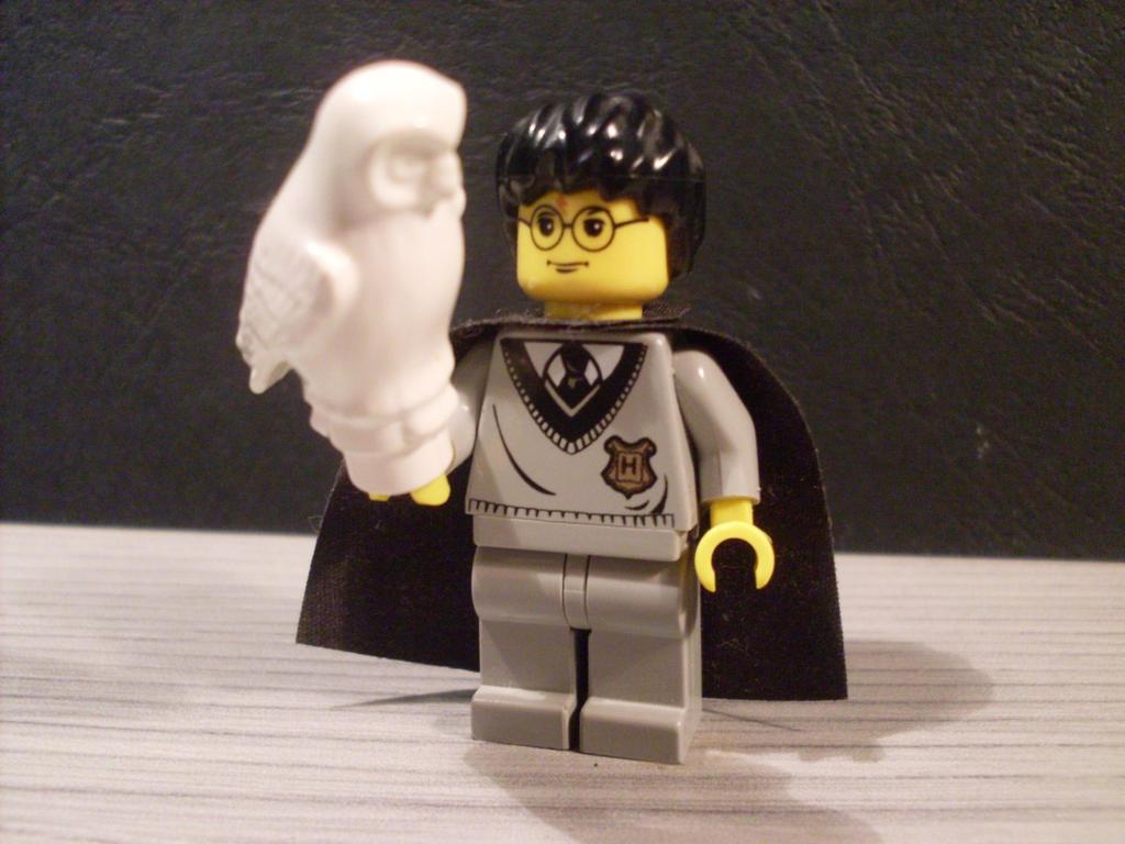 Lego Harry Potter IV by V-kony