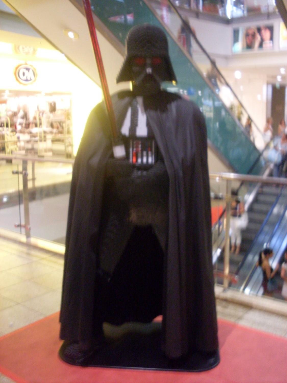 Lego Darth Vader 1 by V-kony