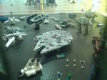 Lego Star Wars starships 3