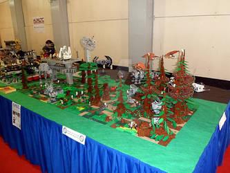 Lego Star Wars 1 by V-kony