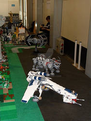 Lego Star Wars 3 by V-kony
