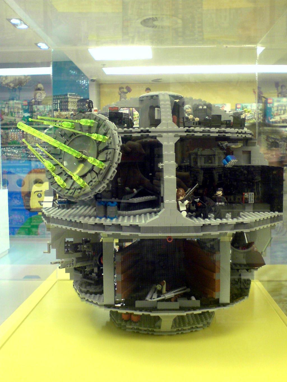 Lego Death Star 2 by V-kony