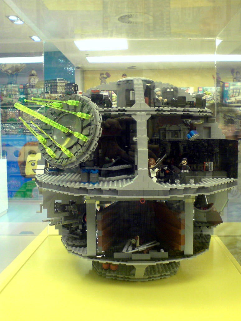 Lego Death Star 2 by V-kony