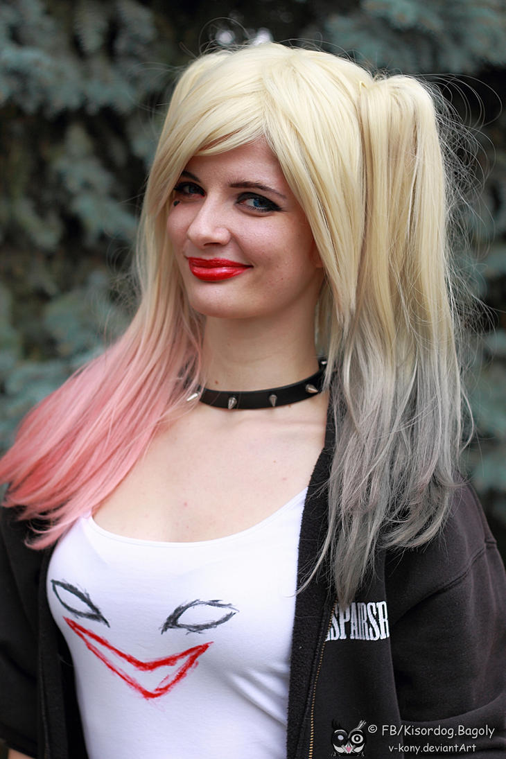 Harley Quinn Suicide Squad edition 4 by V-kony