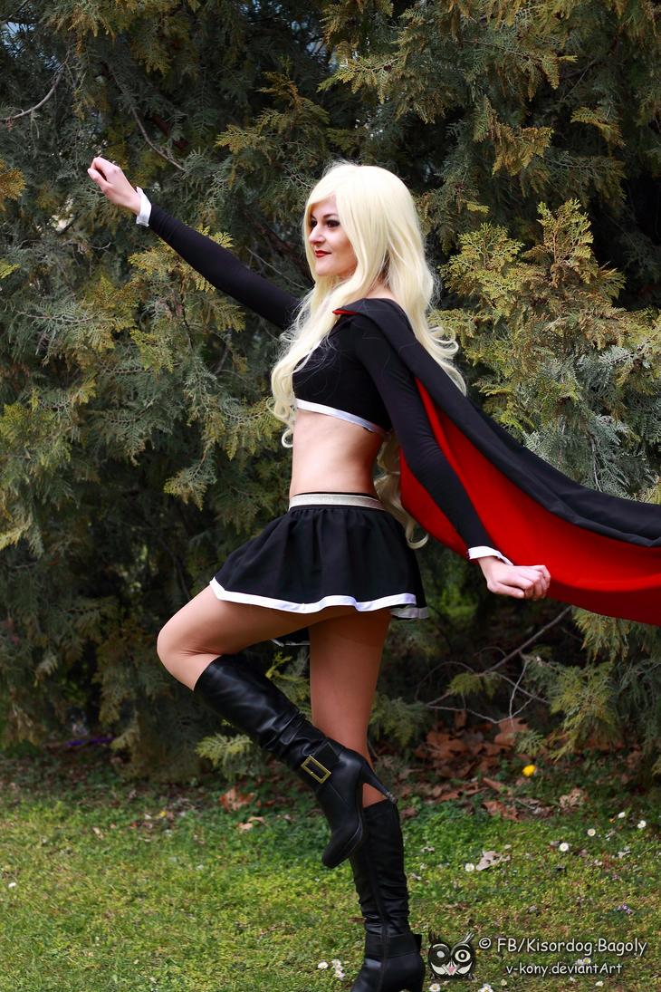 dark supergirl wallpaper - photo #40