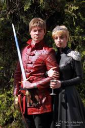 Jamie and Cercei 3 by V-kony