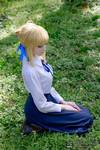 Saber 3 - Fate/stay night