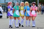 Blend-S girls 2 by V-kony