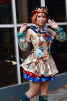 Love Live - Circus Rin 14 by V-kony