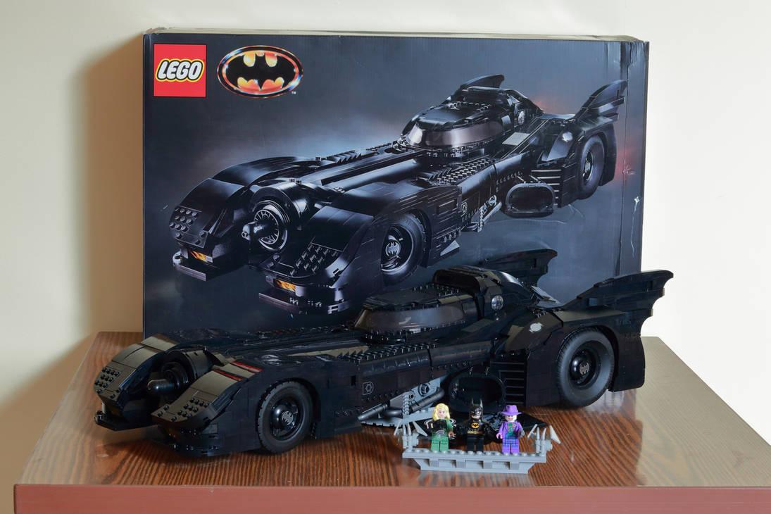 Lego Batmobile 1989 16
