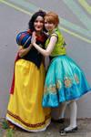 Disney princess 2 by V-kony