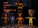 Five Nights at Freddy's 2: Withered