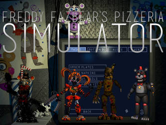 Fnaf 6 Pizzeria Simulator Game — BCMA