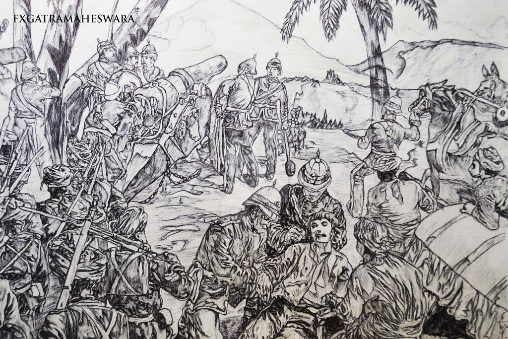 Java War 1825-1830 by fxgatram...