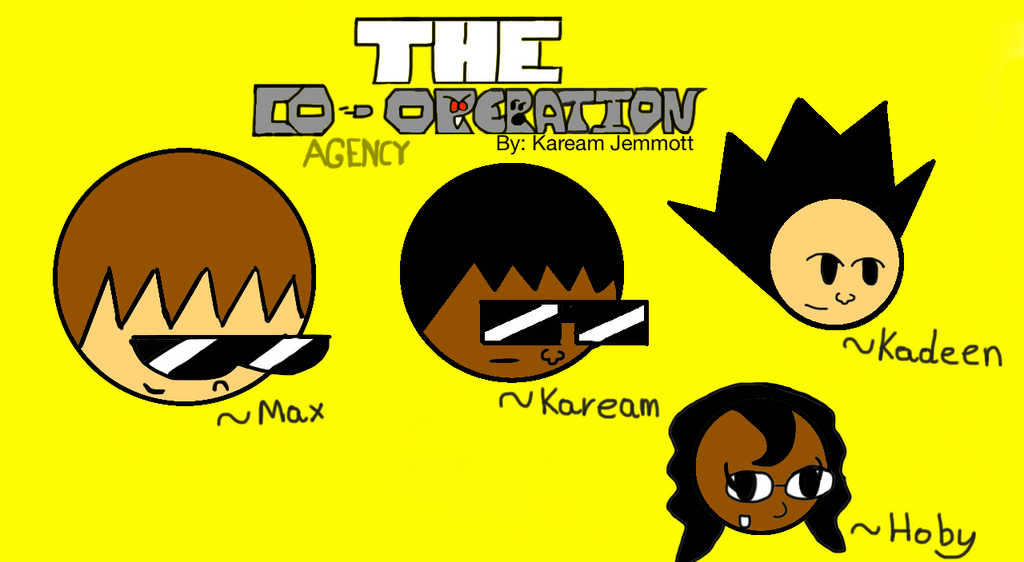 The Co-Operation Agency Players by KStarboy