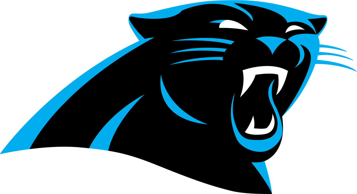 carolina panthers nfl team logo by sjvernon on deviantart rh sjvernon deviantart com nfl team logos vector download printable nfl team logos download