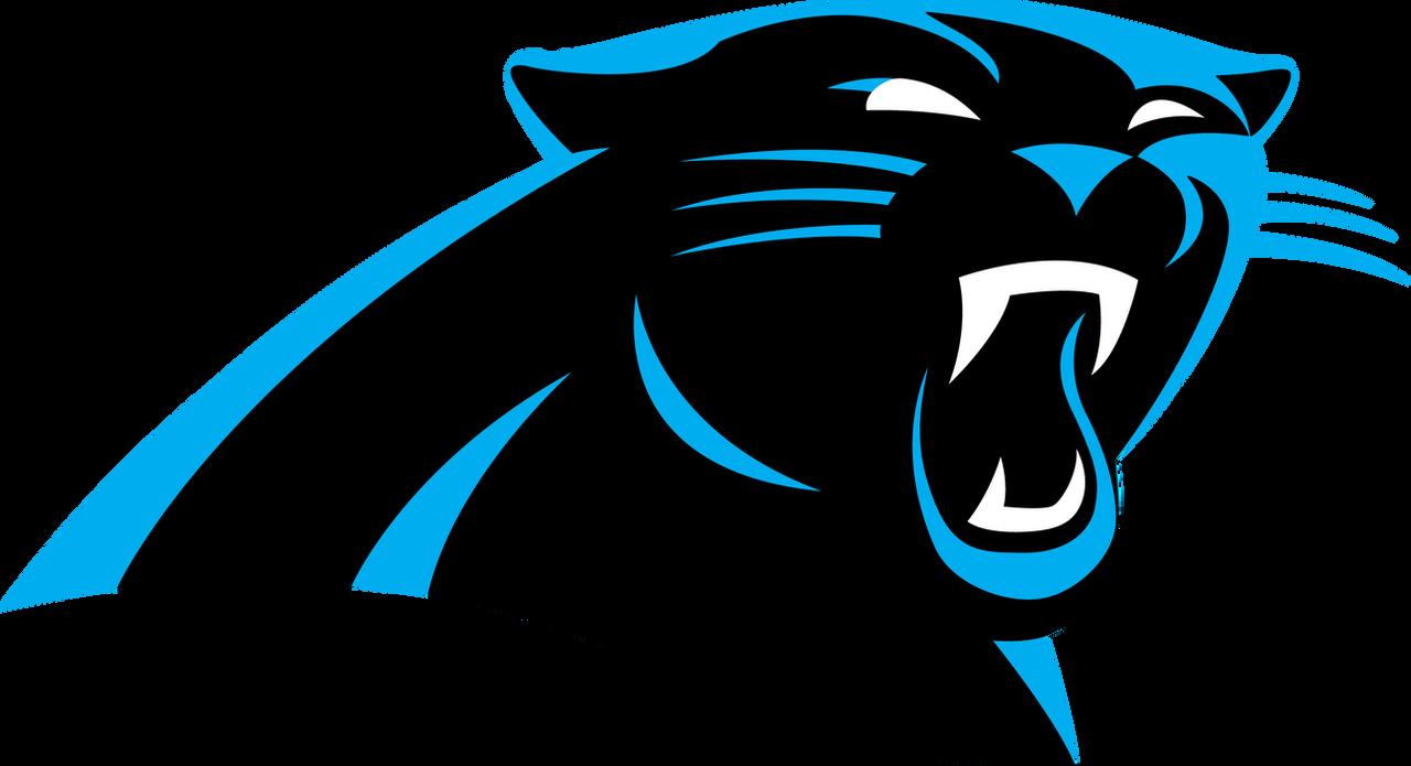 carolina panthers nfl team logo by sjvernon on deviantart rh deviantart com nfl football team logos clip art nfl football team logos clip art