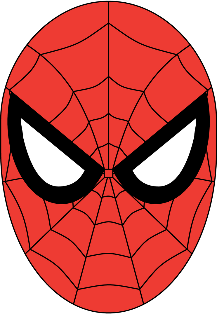 classic spiderman symbol i - photo #19