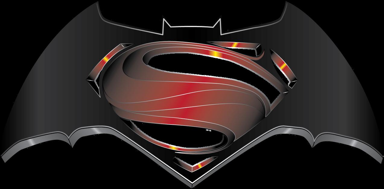 Batman V Superman Logo Revisited By Sjvernon