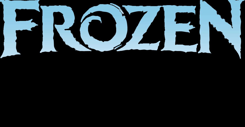 Disney Frozen Title Logo Recreation by sjvernon