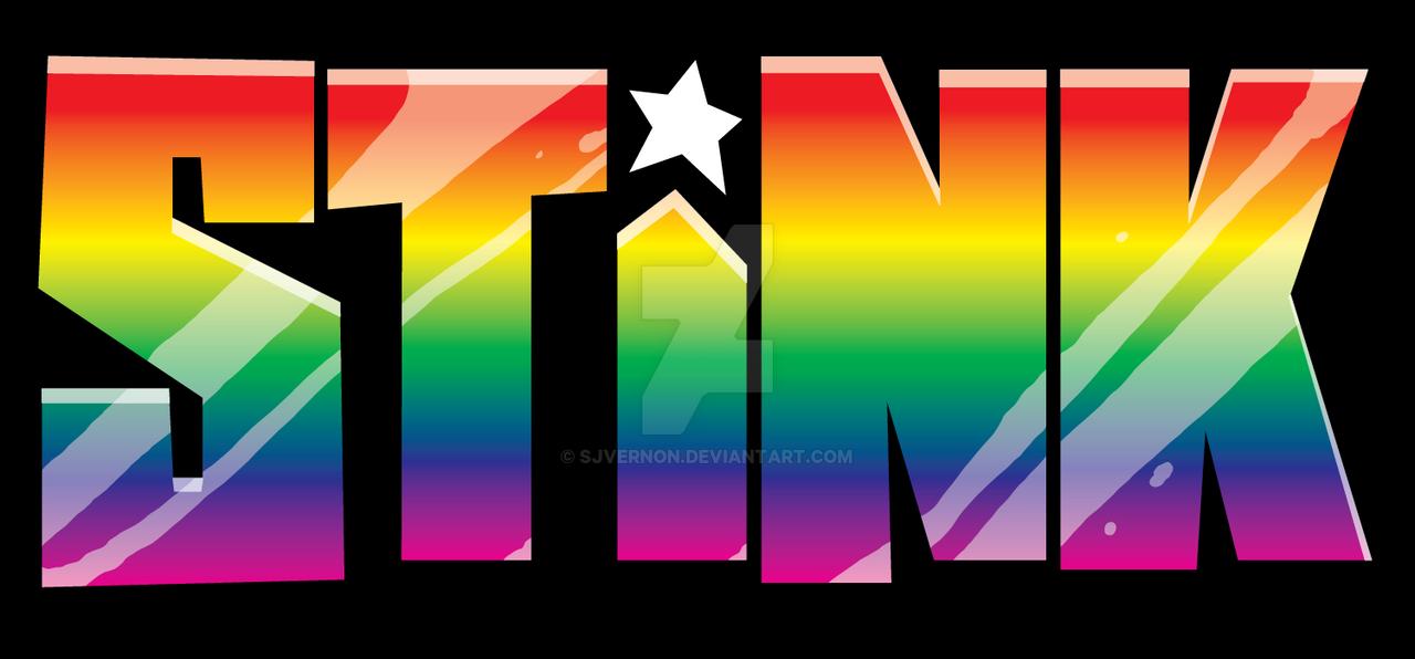 Stink Title Design by sjvernon