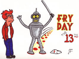 Fry Day the 13th