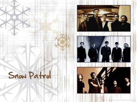 Snow Patrol Wallpaper I