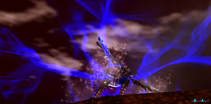 Ninja and its magical power - Treading softly