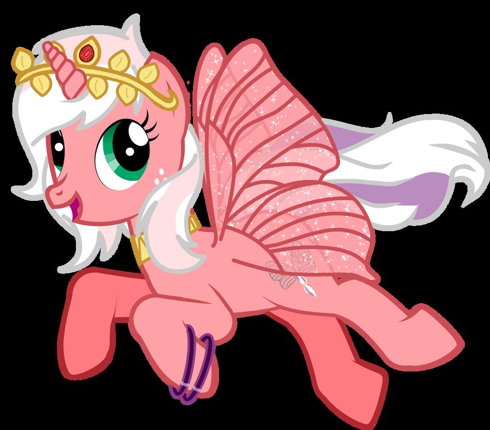 Mlp Oc Princess Fairy Tail By Dramakid99 On Deviantart