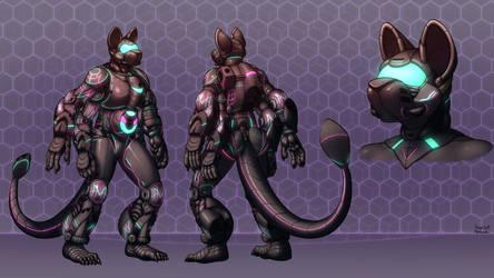 Armor Design - QVC PECS Omega