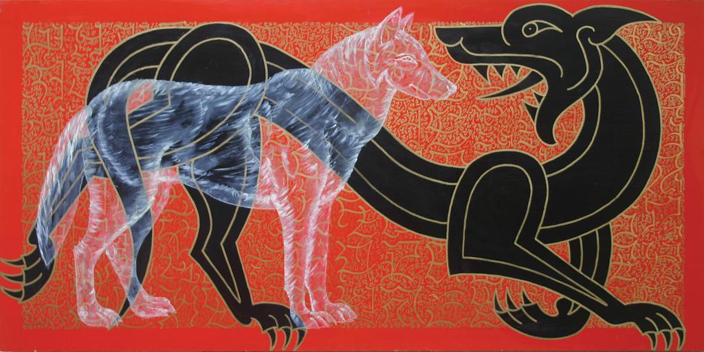 Volos: Wolf God by WukashGrochocki