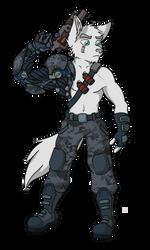 Frost, hero-pose
