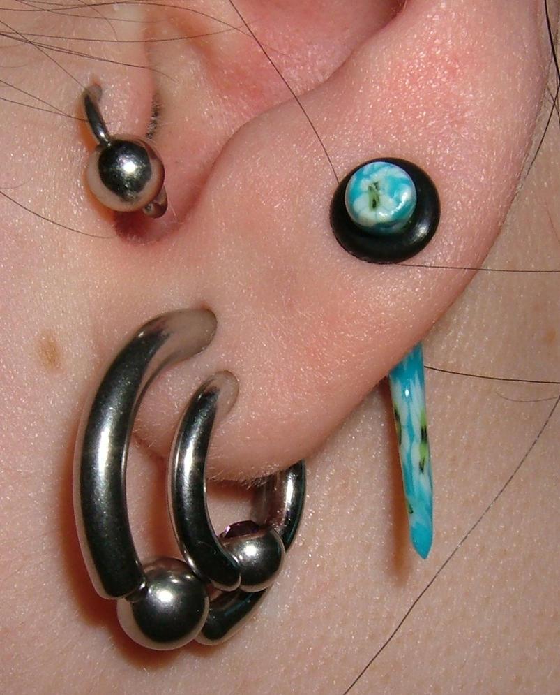 My ear by knirket