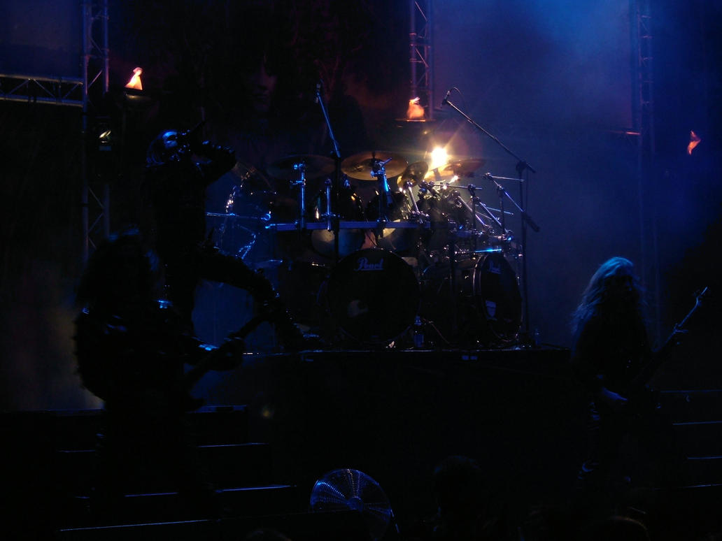 Cradle of Filth, Oslo 5.3.05 by knirket