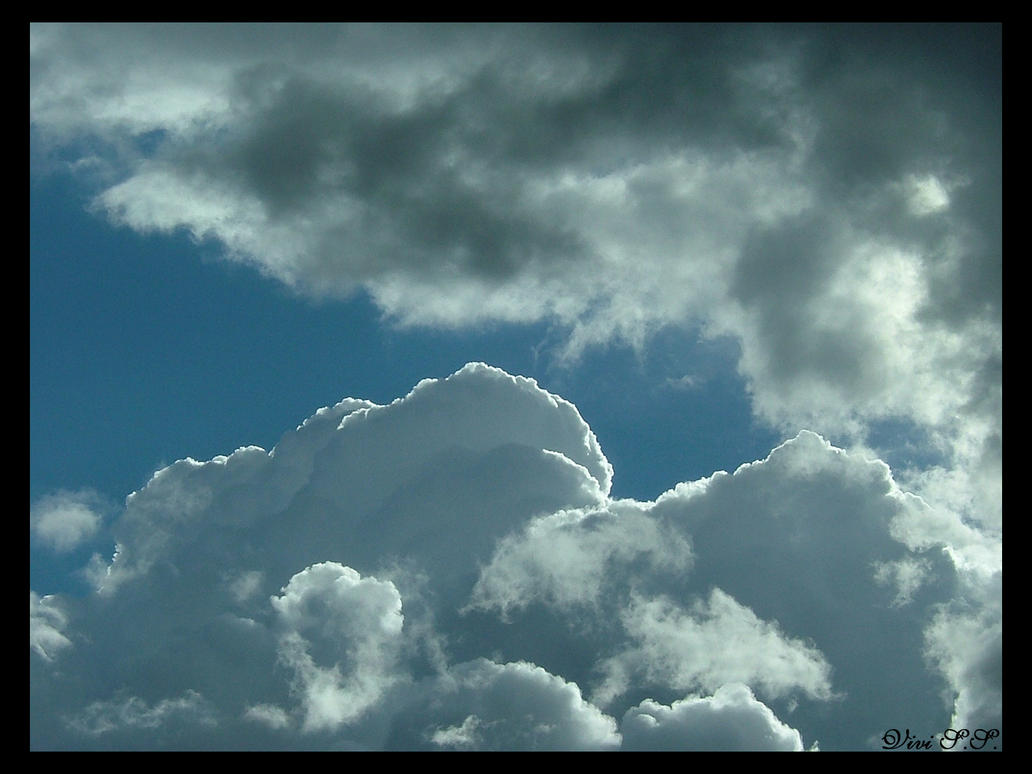 White Clouds by knirket