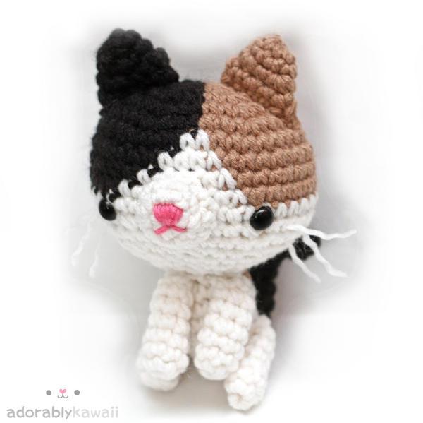 Calico Cat Amigurumi By Adorablykawaii On Deviantart