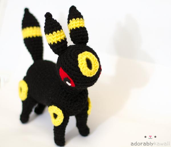 Pokemon Umbreon Amigurumi by adorablykawaii on DeviantArt