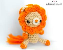 Lion Plush by adorablykawaii
