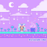 Tiny Pixel Doll Witchy RPG
