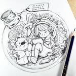 Inside my Little Bubble by misskarramel