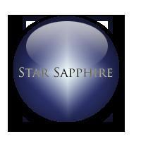 Star Sapphire Bubble by SaelPalani