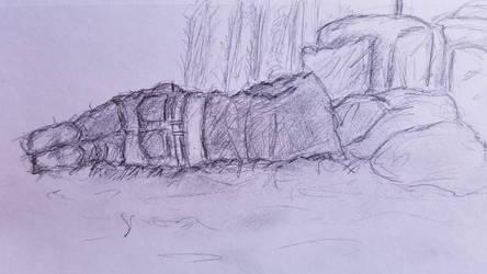 Tired by Seanachaidh125