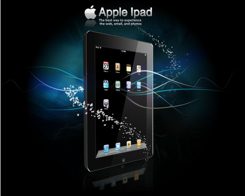 Ipad by Cuca24