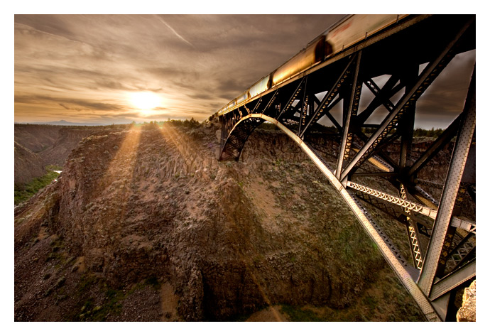 Crooked River Gorge 2 by austinboothphoto